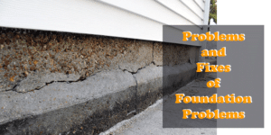 10 signs of foundation problems