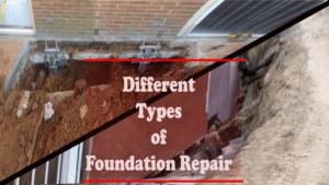 foundation repair types
