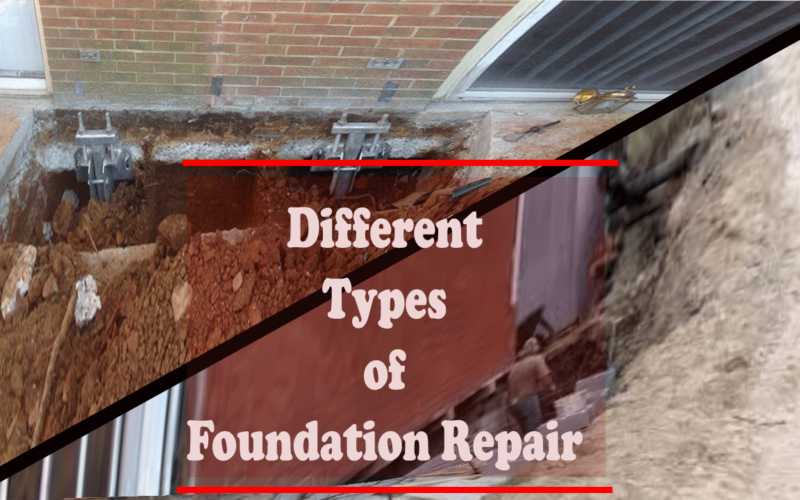 foundation repair types
