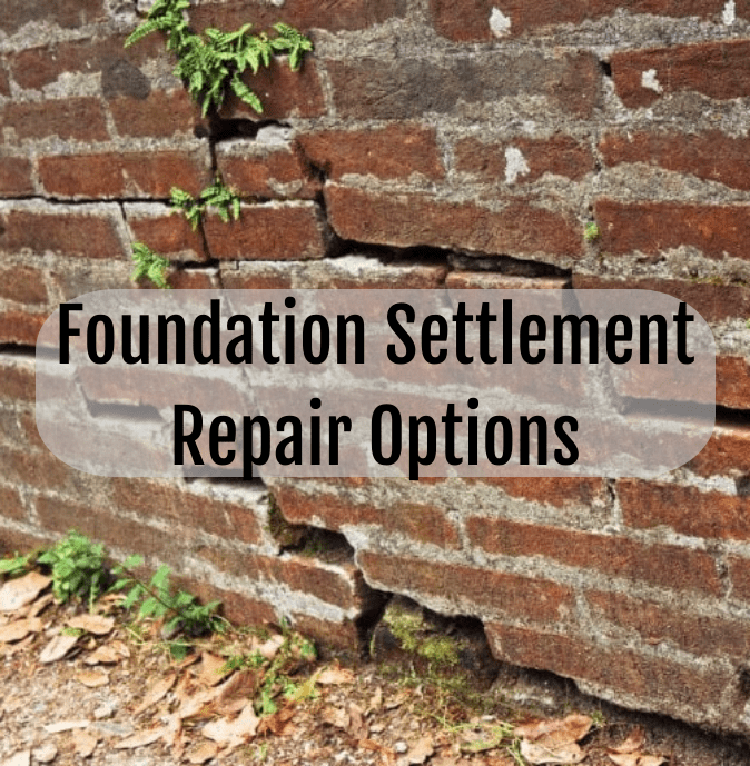 foundation repair options
