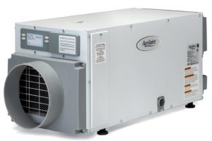 Aprilaire 1820 crawl space dehumidifier right side