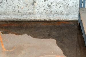 crawl space moisture control